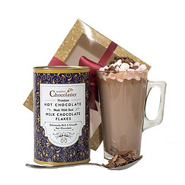 hot chocolate gift set, hot chocolate gift sets, hot chocolate mug sets, hot chocolate flavours, hot chocolate powders, chocolate gifts, home baking gifts, gifts for bakers, baking presents, baking gifts