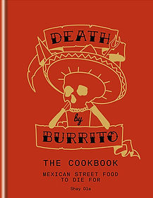 death by burrito, mexican food gifts