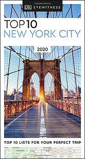 DK Eyewitness Top 10 New York City: 2020