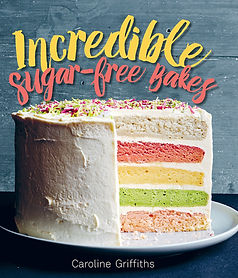 incredible sugar free bakes