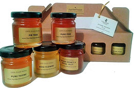 greek honey gift set
