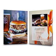 gourmet burger experience