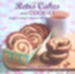 retro cakes and cookies, retro baking book, retro recipes, retro gifts