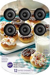 doughnut baking tin