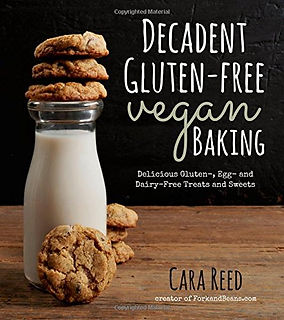 Decadent Gluten-Free Vegan Baking, GLUTEN FREE RECIPE, HOME BAKING GIFTS, BAKING PRESENTS