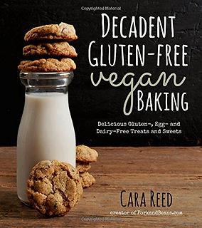 Decadent Gluten-Free Vegan Baking, GLUTEN FREE RECIPE, HOME BAKING GIFTS, BAKING PRESENTS