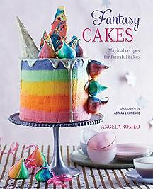 fantasy cakes angela romeo