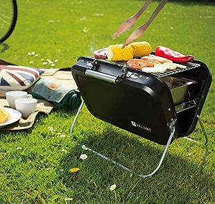 Valiant Nomad Folding Portable Picnic Barbecue