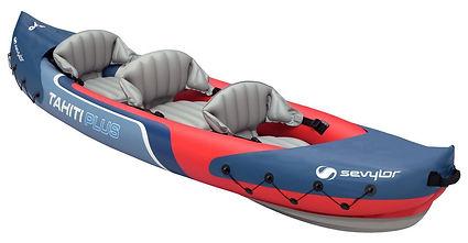 Sevylor Tahiti Inflatable Kayak, inflatable kayaks, best inflatable kayaks, top inflatable kayaks, family inflatable kayaks, inflatable kayaks for 2, travel presents travel gifts, inflatable kayaks for 4, cheap inflatable kayaks