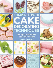 compendium of cake decorating techniques, gifts for cake decorators