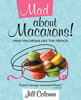 mad about macarons jill colonna, macaron gifts, macaron making ideas, home baking gifts, gifts for bakers