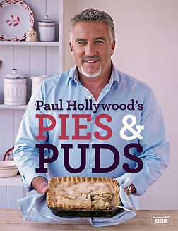 PAUL HOLLYWOOD'S PIES AND PUDS, PAUL HOLLYWOOD BAKING GIFTS, PAUL HOLLYWOD PRESENTS