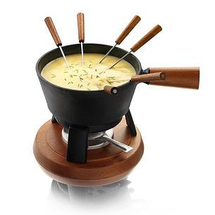 boska pro fondue set, fondue sets, cheese fondue sets, chocolate fondue sets, best fondues, best fondue sets, popular fondue sets, cheap fondue sets, fondue fork, enamel fondues, home baking gifts, gifts for bakers, baking gifts, baking presents