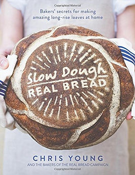 slow dough real bread, the great british bake off