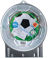 wilton football cake mould, football cake accessories, football baking accessories, football cake moulds, football cupcakes, football themed baking ideas, euro 2016 cakes, home baking gifts, gifts for bakers, baking presents