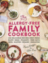 The Allergy-Free Family Cookbook, allergy cookbooks, cookbooks for allergy sufferers, allergy free recipes, gluten free cookbooks, egg free cookbooks, soya free cookbooks, peanut free cookbooks, home baking gifts, gifts for bakers, baking presents