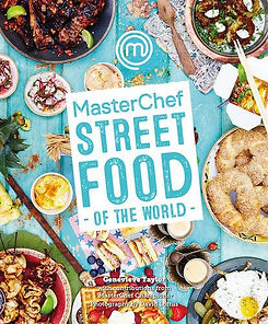 masterchef street food of the world, masterchef books, masterchef gifts, masterchef presents, masterchef recipe books, masterchef aprons, masterchef recipes, home baking gifts, gifts for bakers, baking gifts, baking presents