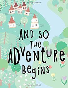 children's adventure journal