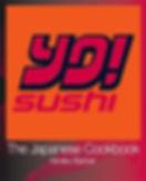 yo sushi recipe book, gifts for sushi lovers, sushi gifts, sushi presents, sushi making presents