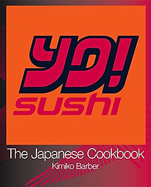 yo sushi recipe book, gifts for sushi lovers, sushi gifts, sushi presents, sushi making presents