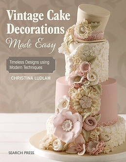Vintage Cake Decorations Made Easy: