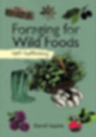 foraging books, books for foragers