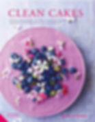 clean cakes henrietta inman, baking books 2016, raw cake books, recipe books for 2016, home baking gifts