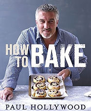 paul hollywood gifts, paul hollywood books