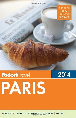 FODOR'S PARIS 2014