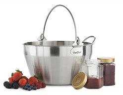 Jam Pans Preserving Pans Maslin Pans Uk Copper Jam Pans
