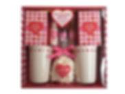 marshmallow mug, marshmallow gifts, baking presents