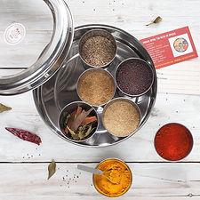 indian spice set