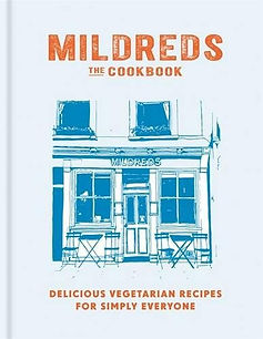 mildreds the cookbook, meat free monday recipe books, meat free monday recipe ideas. vegetarian cookbooks, vegetarian recipe books, vegetarian dinner party recipes, best vegetarian recipes, easy vegetarian recipes, home baking gifts, gifts for bakers