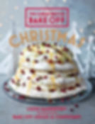 The Great British Bake Off Christmas, Christmas baking books, home baking gifts, gifts for bakers