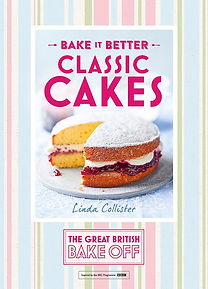 bake it better classic cakes, cake making recipes, top cake books, gifts for bakers, home baking gifts