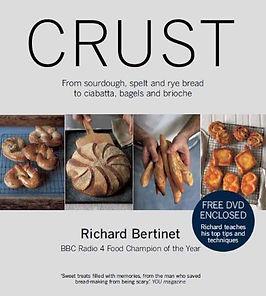 crust by richard bertinet, bread books
