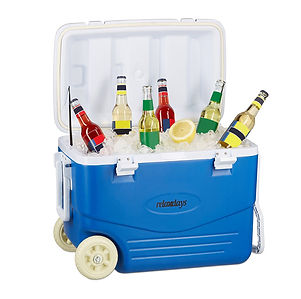 relaxdays travel cooler, best coolers, travel coolers, cool boxes, pink cool box, cool box reviews