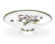 botanic garden cake stand, floral cake stands, floral baking gifts, flower cake stands, home baking gifts