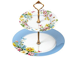 katie alice candy flower cake stand, floral cake stands, floral baking gifts, gifts for bakers