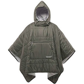 thermarest honcho poncho, top ponchos, travel presents, travel gifts