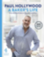 paul hollywood a baker's life, bread books