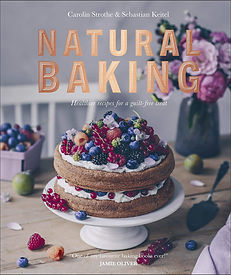 natural baking cookbook