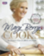 mary berry cooks, gifts for bakers, home baking gifts, mary berry books