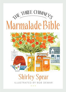 the three chimneys marmalade bible, marmalade making accessories, marmalade accessories, marmalade recipe books, how to make marmalade, how to make marmalade at home, marmalade pans, home baking gifts, gifts for bakers, baking presents