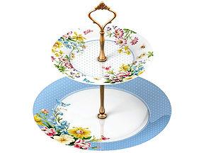 english garden cake stand