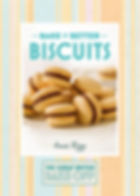 bake it better - biscuits, best biscuit books