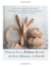gluten free artisan bread recipes