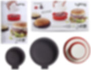 lekue burger and bread kit, bbq branding iron, gifts for burger lovers, presents for burger lovers, burger gifts, burger presents, home baking gifts, gifts for bakers, baking presents