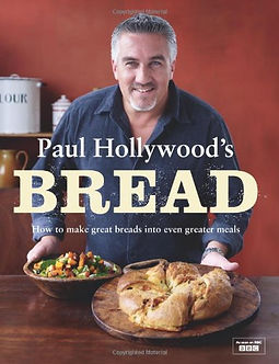 paul hollywood's bread, bread making book, baking gifts, gifts for bakers