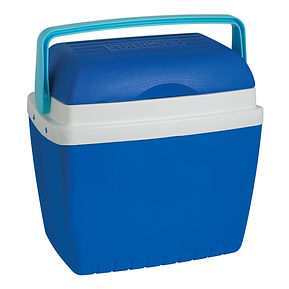 Thermos Cool Box - 32 L, Sky Blue, travel presents, travel gifts